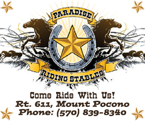 Paradise Riding Stables | Mt. Pocono, PA