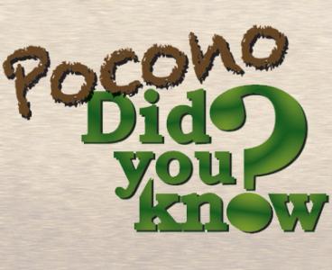 Pocono Did You Know REV
