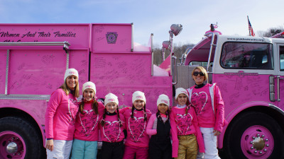 Paint the Mountain Pink - Girls Day on the Slopes