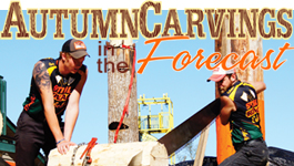 Timber Festival Lumbering into Shawnee October 8 & 9