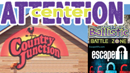 Country Junction Event Center Functions Capture the…