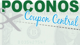 COUPONS & OFFERS throughout the Pocono Mountains