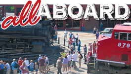 Steamtown Entrance Fee-Free Day- August 25