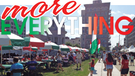 LaFesta Italiana Returns this Labor Day Weekend with…