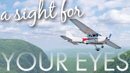 Air Tours soar to GREAT heights AND sights