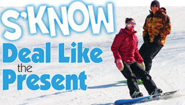 Chill…Ski Season's Coming with Pre-Season Planning NOW…Offer Ends December 24