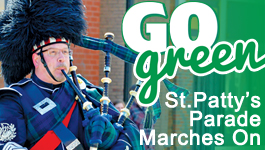 March 18 St Patrick's Day Parade set for Stroudsburg