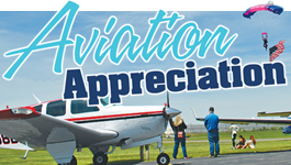 THIS WEEKEND…Fly-into Pocono Mountains Municipal Airport Sunday May 27