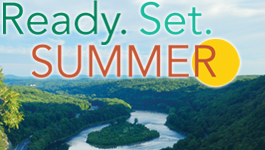 THIS SUMMER…in the Poconos
