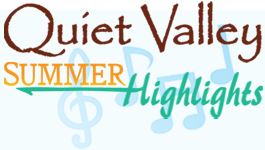 THIS WEEK…Music in the Valley