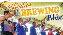 THIS WEEKEND…Spend some time at Blue Mountain's Beer Fest