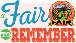 THIS WEEK…Carbon County Farms.Families.Fairs.Fun