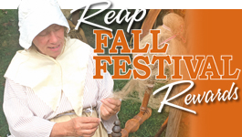 THIS WEEKEND…Quiet Valley's 44th Annual Harvest Festival Returns October 6 & 7