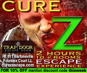 Trap Door Escape Room | Bartonsville, PA