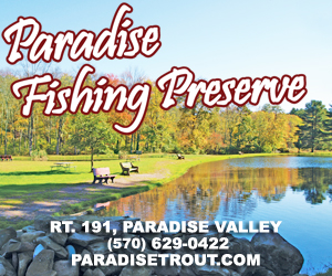 Paradise Fishing Preserve | Paradise Valley, PA